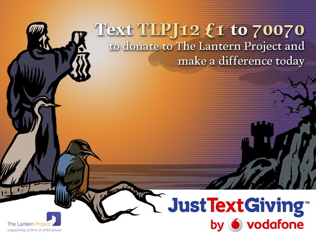Just Giving Text Campaign